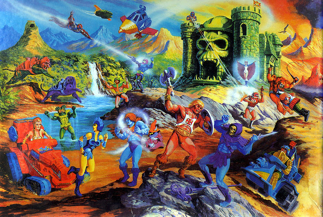 Masters Of The Universe - 31