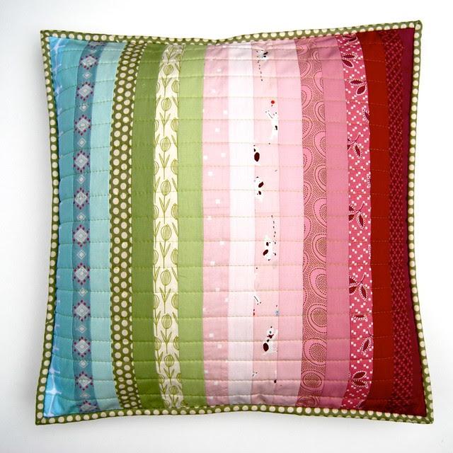 Dead Simple Palette Pillow Tute