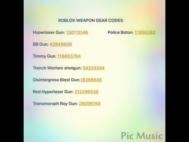 Codes Weapon Battlegrounds Beta Roblox