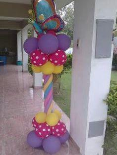 Ballons/decorations on Pinterest