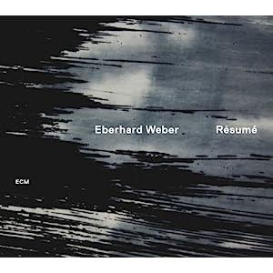Eberhard Weber - Resume cover