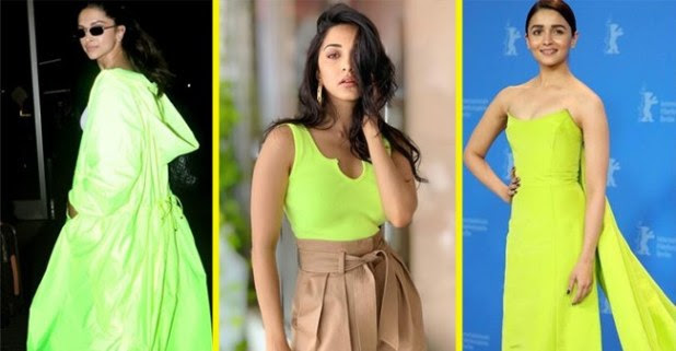 Bollywood Divas Embraced Electric Green In A Perfect Way & They Become Stunners