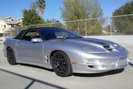 2002 Trans Am WS6 convertible 6 speed pontiac firebird