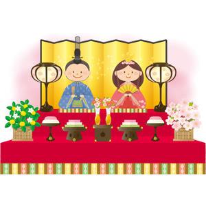 雛祭りひなまつり Gahag 著作権フリー写真イラスト素材集