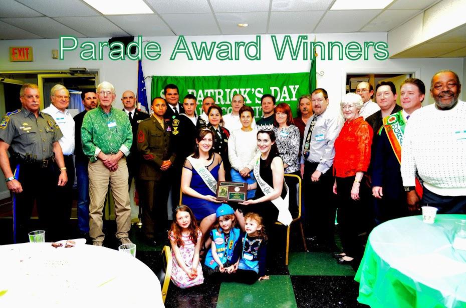 2013 Parade Award Winners (photo: E. Donadio)