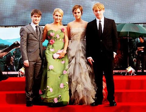 Amo Harry Potter. Sempre amei. Sempre vou amar.