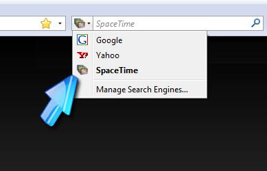 SpaceTime3D Toolbar