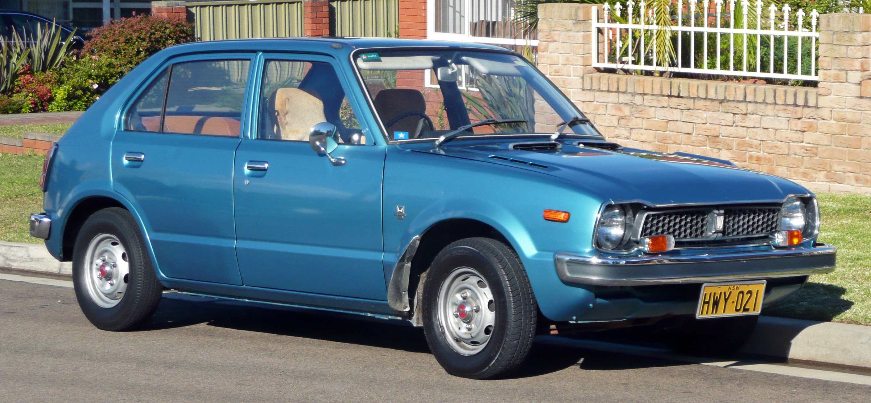 1976 Honda Civic Information And Photos MOMENTcar