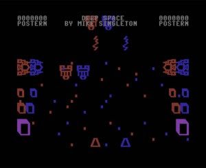 Deep Space - Commodore 64 - (1)