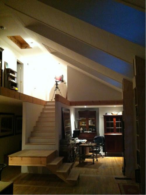Diseño de escaleras #31