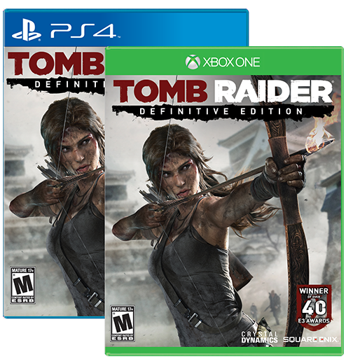 Tomb Raider: Defnititive Edition