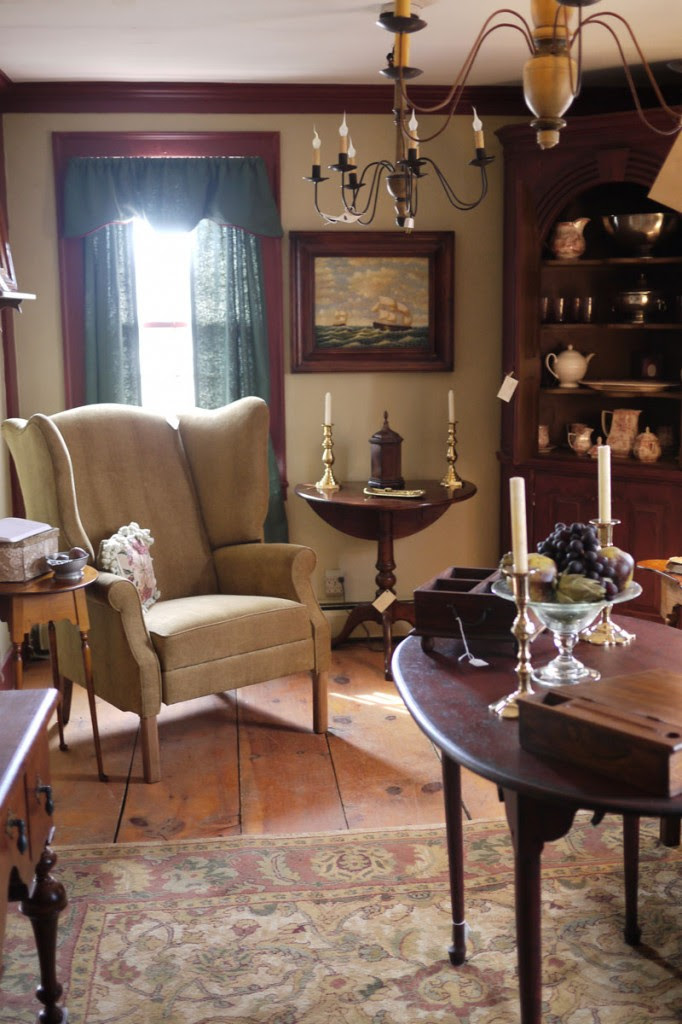 The Seraph Authentic 17 18th Century American Reproduction Furniture