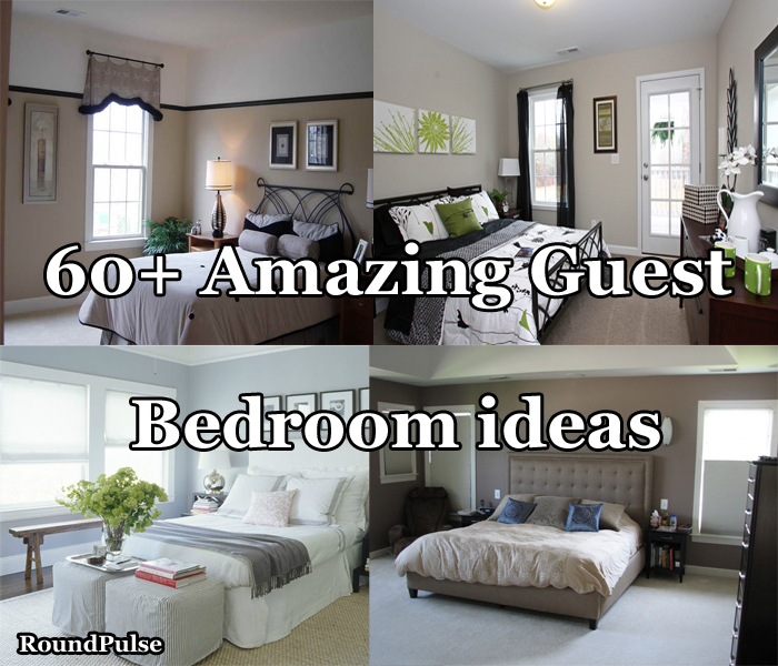 60 Amazing Guest Bedroom Ideas 2020 Uk Round Pulse