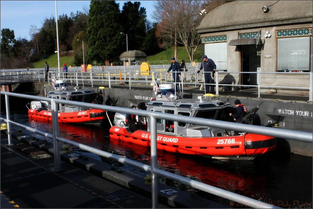 Coast Guard at Work