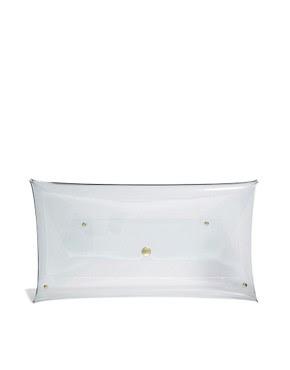 Bild 1 von Klear Klutch – Große, transparente Clutch