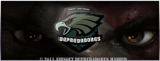 Airsoft Depredadores de Madrid
