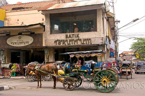 Indonesia - Malioboro Horse Drawn Carriage