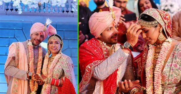 Neeti Mohan's Special Gift For Hubby Nihaar Pandya On His Birthday