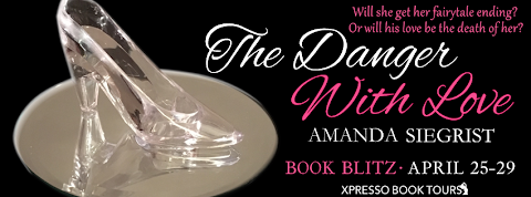 Book Blitz: The Danger With Love by Amanda Siegrist + GIVEAWAY