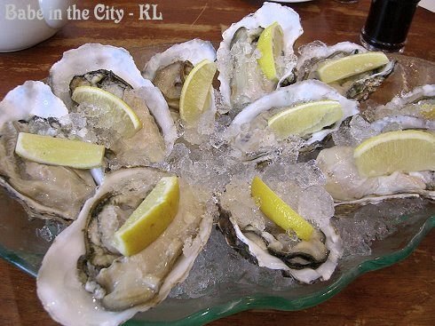 Canadian Pacific Oysters