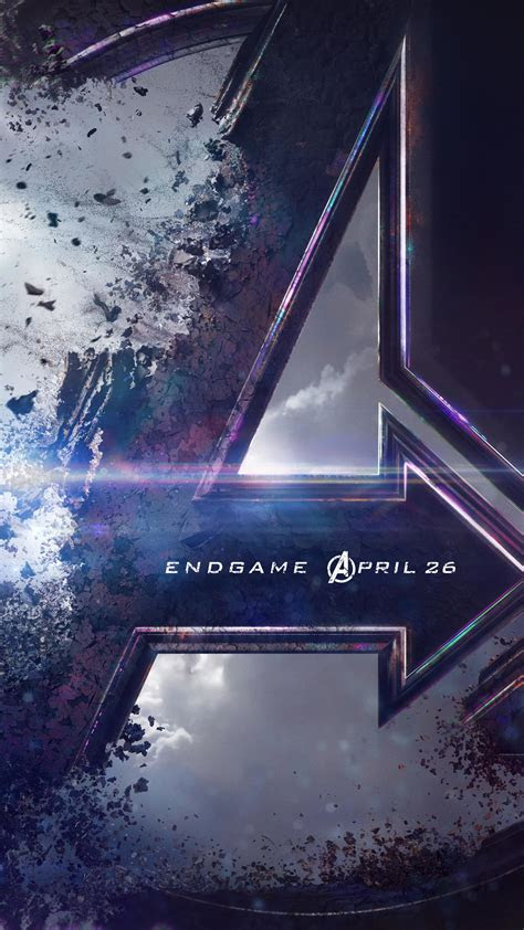 avengers endgame logo  pure  ultra hd