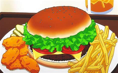 anime food food anime bento aesthetic food