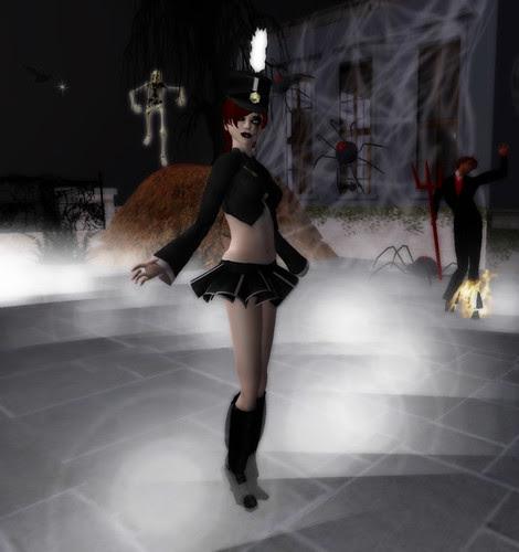 Thorne-Darwin Halloween Party