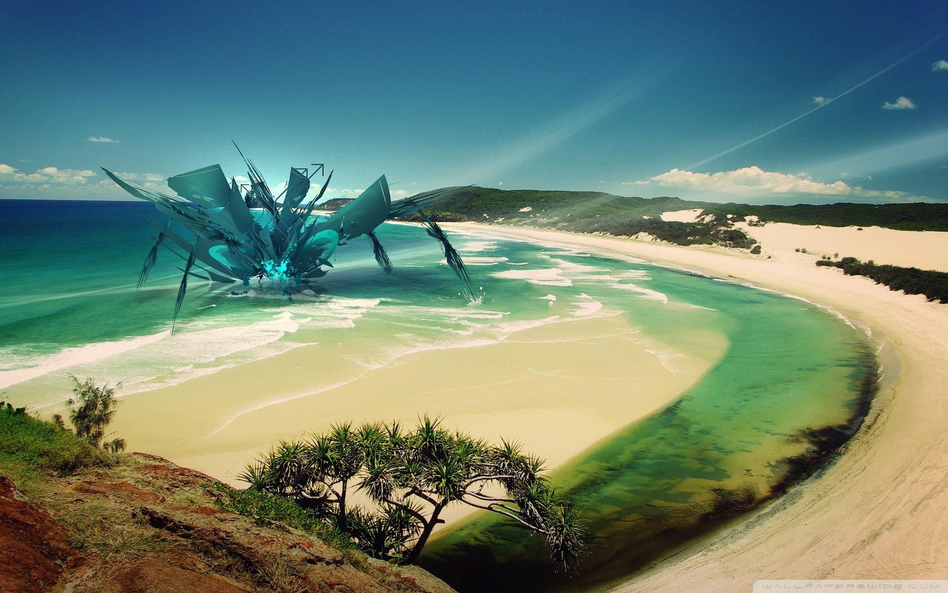 Thursday Beach 4k Hd Desktop Wallpaper For 4k Ultra Hd Tv