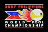 World Pool Championship Graphic