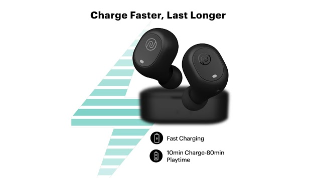 Noise announces Nuvo true wireless earbuds priced Rs 2,999