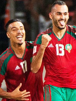 Marrocos ainda tenta vaga na Copa