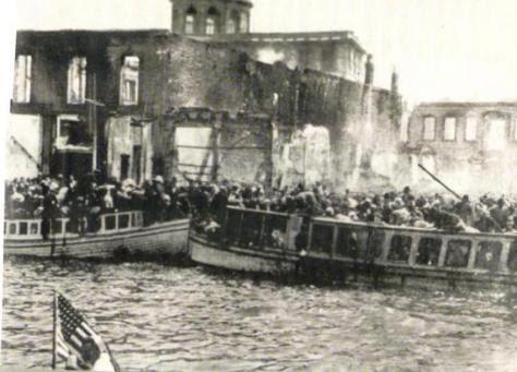 Οι Τούρκοι γιόρτασαν τη σφαγή της Σμύρνης