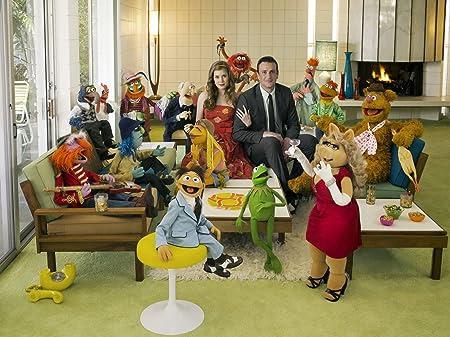 慈善星輝布公仔/布偶歷險記(The Muppets)