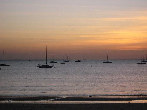 Fannie Bay Sunset