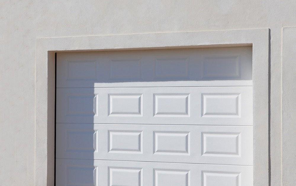 Dimension garage porte de garage a cassette for Porte de garage dimension