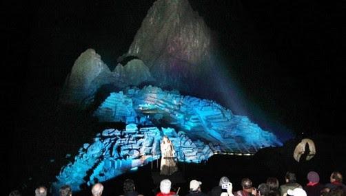 Centenario de Machu Picchu: espectáculo de luces y sonido cierran  celebraciones
