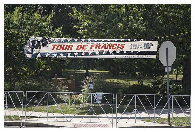 Tour de Francis Park 2