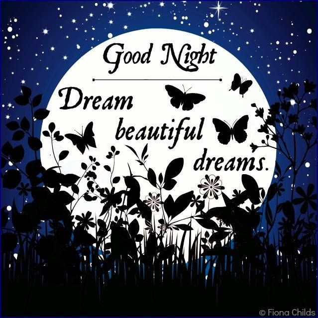 Good Night Dream Beautiful Dreams Pictures Photos And Images For