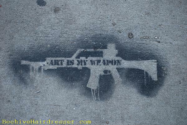 art-is-my-weapon