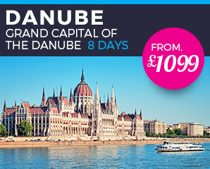 Grand Capitals of the Danube