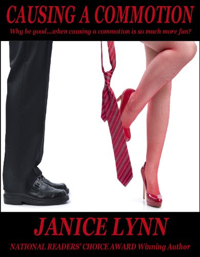 Causing A Commotion by Janice Lynn