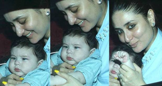 Kareena Kapoor Talks About Having A Second Baby After Taimur