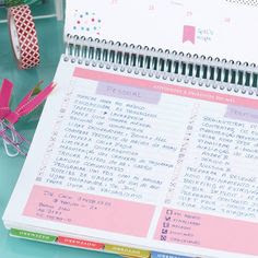 Para mudar hábitos precisamos de motivação. O Daily Planner é ...