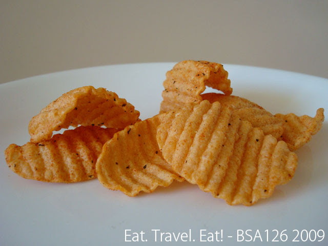 Fresh and Easy Tomato Basil Veggie Crisps 2