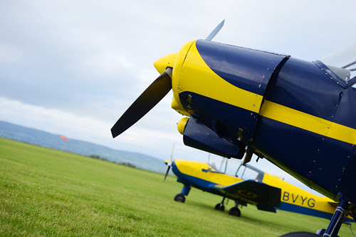 Tug Planes, Ulster Gliding Centre