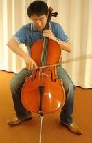 チェロを弾いてみた