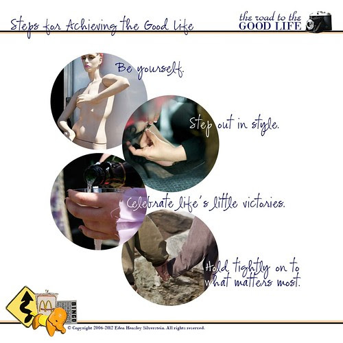 Steps for Achieving the Good Life