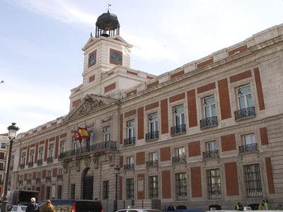 Real Casa de Correos Foto