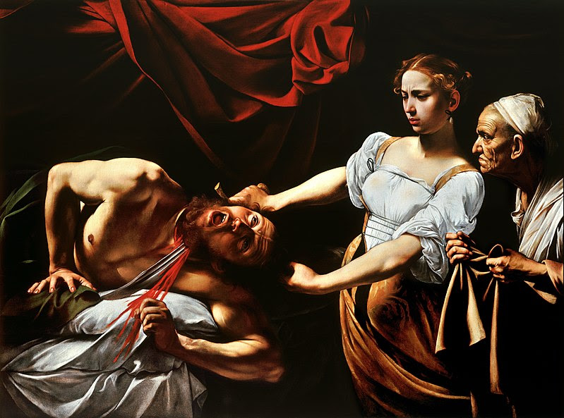 Judith som halshugger Holofernes-Caravaggio (c.1598-9) .jpg