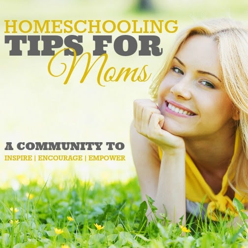 Homeschooling Tips for Moms - A community to Inspire, Encourage and Empower | www.facebook.com/groups/homeschoolingtipsformoms/